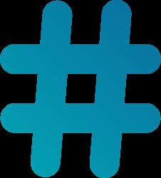 hashtag_blauw